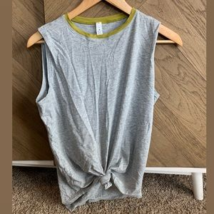 Lulu Lemon Brunswick Tank